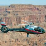 Helikopterture over Grand Canyon fra Vegas