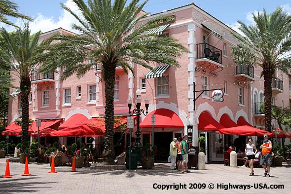 Miami Beach og South Beach: Seværdigheder og oplevelser i Miami Beach | Highways-USA.com